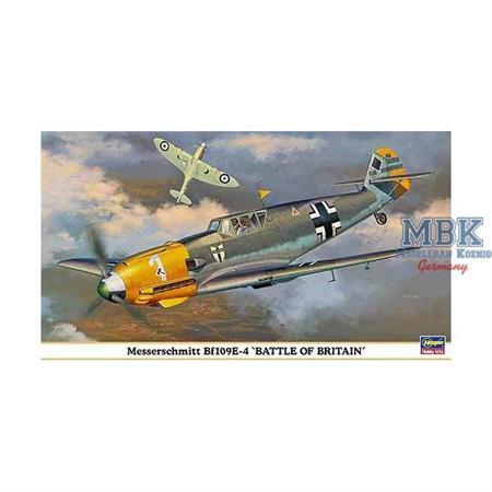 Messerschmitt Bf109E-4