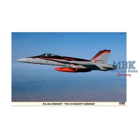 "F/A-18C Hornet \""VFA-94 Mighty Shrikes\"""