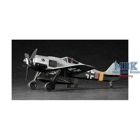 Fw-190A-8 mit Bv246 Hagelkorn
