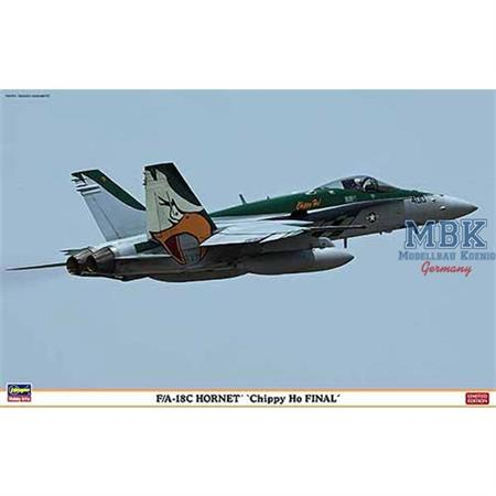 "F/A-18C Hornet ""Chippy ho Final"""