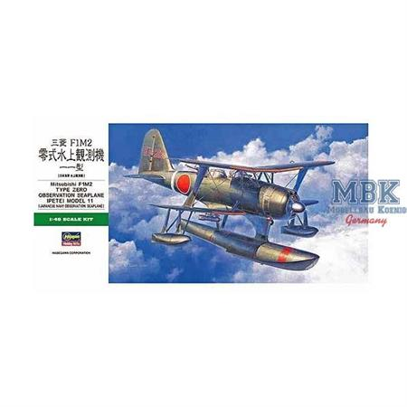 Mitsubishi F1M2 Type Zero Observation Seaplane (PE