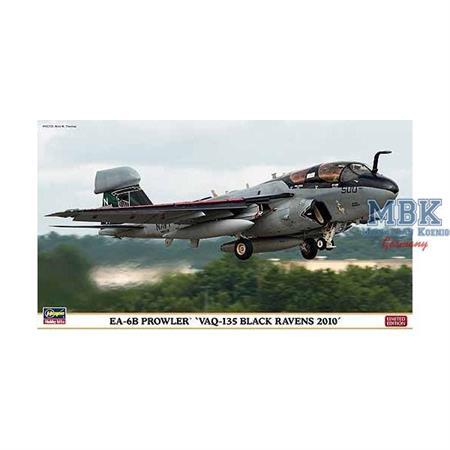 "EA-6B Prowler ""VAQ-135 Black Ravens 2010"""