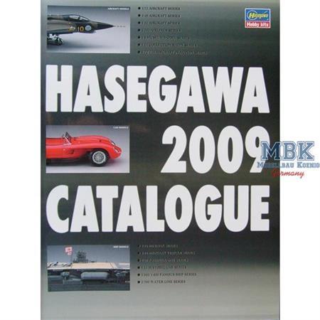 Hasegawa Katalog 2009