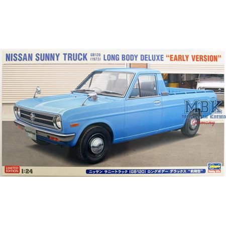 Nissan Sunny Truck Langversion  1/24