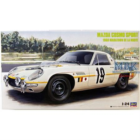 Mazda Cosmo Sport 1968   1/24