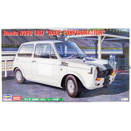 Honda N360 NI Rennversion