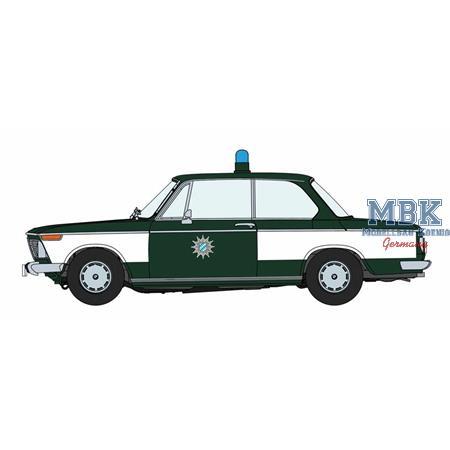 BMW 2002ti Polizei  - Limited Edition