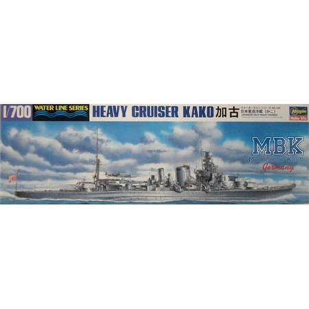 "IJN Heavy Cruiser ""Kako"""