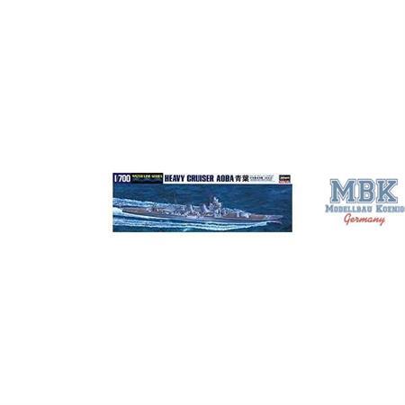Japanese Navy Heavy Cruiser Aoba