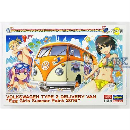 """Volkswagen Typ 2 Lieferwagen""""Bulli"""" Egg Girls 2016"""