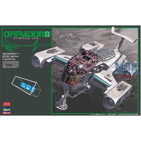Operation Omega 1/144 + 1/48 SP414