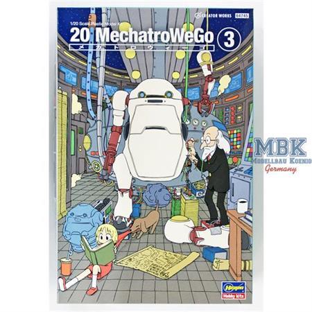 20 MechatroWeGo Nr. 03 Retro