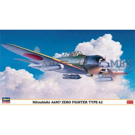 Mitsubishi A6M7 Zero Fighter Type62