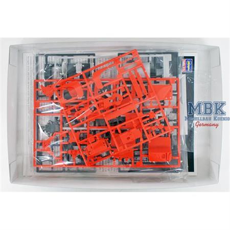 Hitachi Vibratory Combined Roller ZC50C-5  1/35