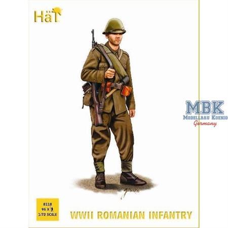 Rumänische Infanterie WK II.