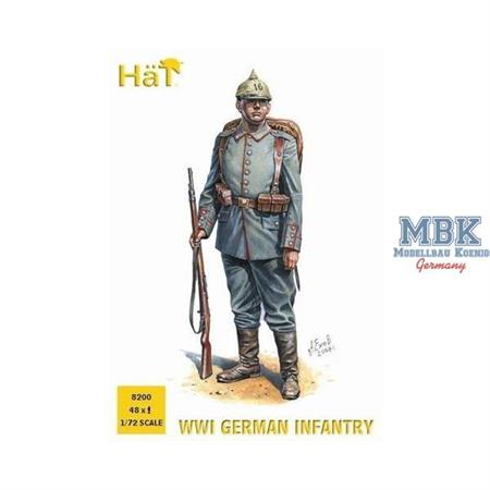 WWI German Infantry