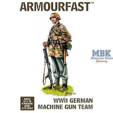 Deutsche MG Einheit WK.II