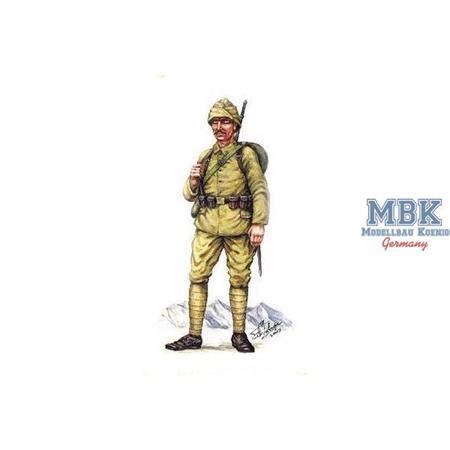 Türkische Infanterie WK I.
