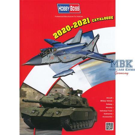 Hobby Boss Katalog 2020-2021