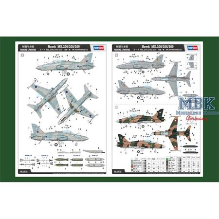 Hawk MK.200/208/209
