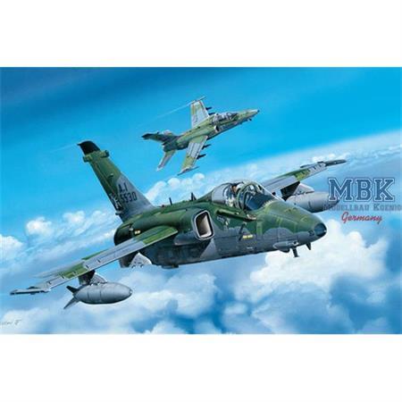 AMX A-1A Ground Attack Aircraft