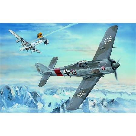 Focke-Wulf FW190A-8 in 1:18