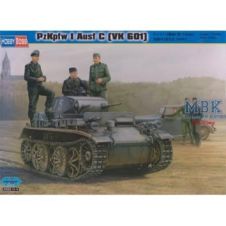 Panzer I Ausf.C (VK601)