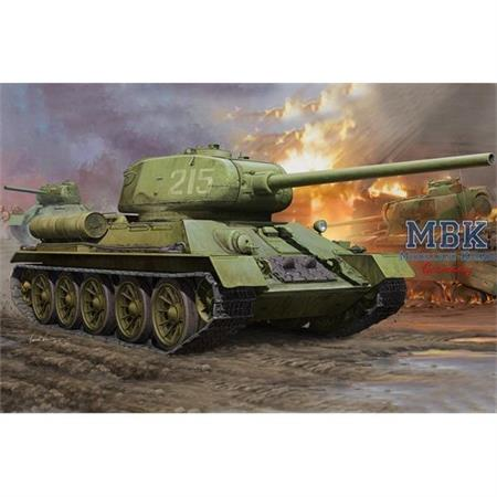 T-34/85 Modell 1944 - Factory-No. 183 (1/16)