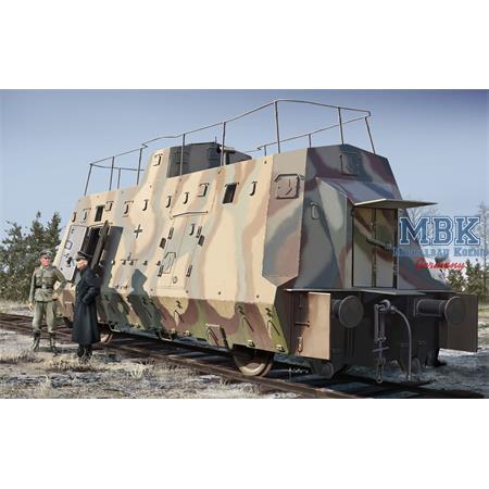 BP-42 Kommandowagen