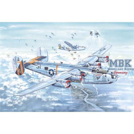 US B-24J Liberator