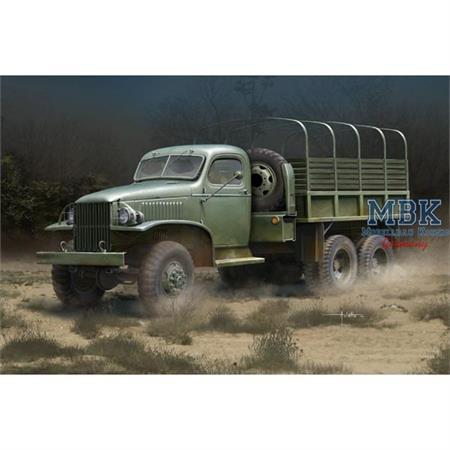 GMC CCKW-352 Steel Cargo Truck
