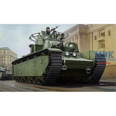 Soviet T-35 Heavy Tank 1938/39