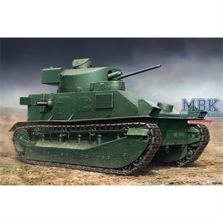 Vickers Medium Tank MK II**