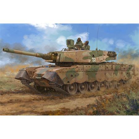 South Africa Olifant MK-1B Main Battle Tank