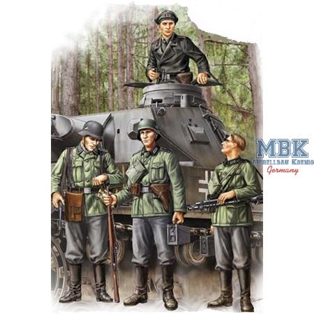 German Infantry Set Vol.1 (Early)