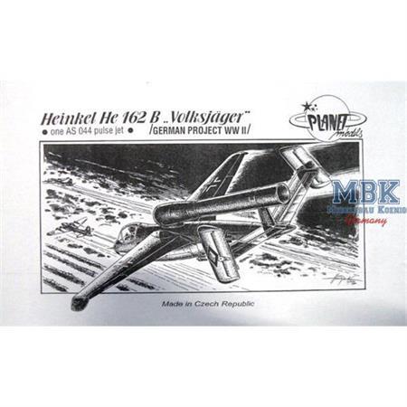 """Heinkel He 162 B """"Volksjäger"""""""