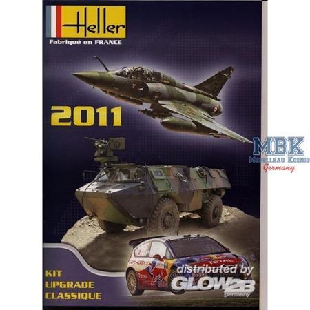Heller Katalog 2011