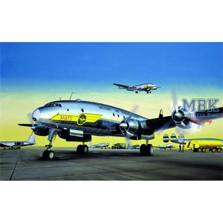 "LOCKHEED C-121A CONSTELLATION ""Berlin"""