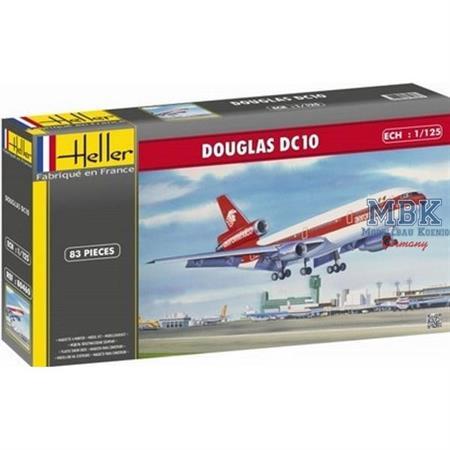 Douglas DC10 1:125