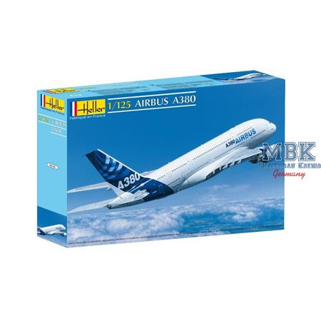 Airbus A380 1:125