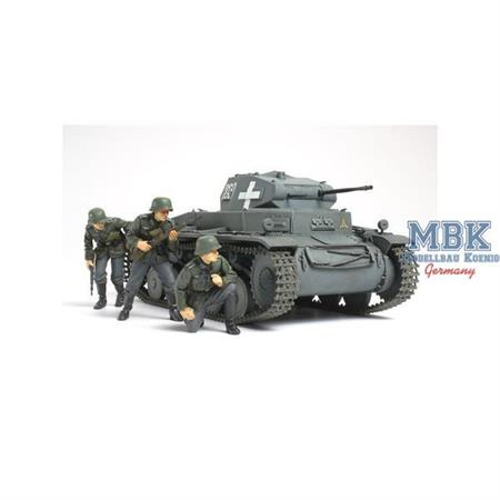 Pz.Kpfw.II Ausf.C - Polen