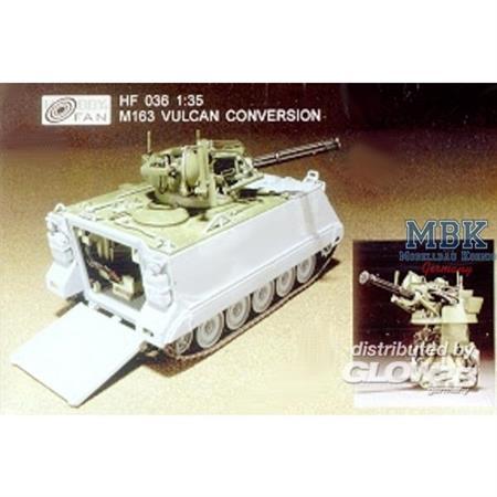 M163 Vulcan Conversion incl. interior