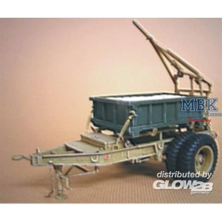 M58 Mine Cleaning Line Charge/M200A1
