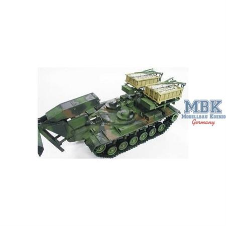 M48A5 AVLM Armored Vehi. Launched MICLIC