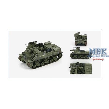 "M7 HMC ""Priest"" 2nd French Tank Div., ""Uranus"""