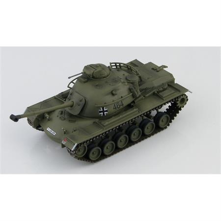 M48A2 Patton medium tank, Bundeswehr, PzBtl 24
