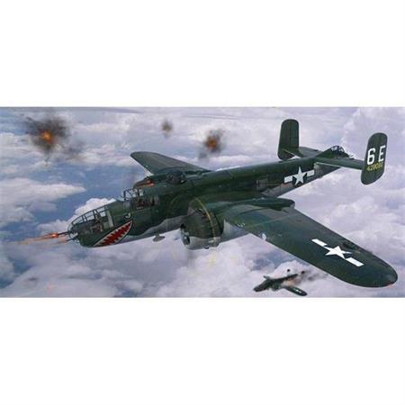 B-25J Mitchell Glass Nose