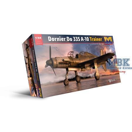 Dornier Do 335 A-10 Trainer