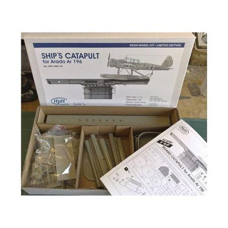 Arado Ar 196A Ship's Catapult
