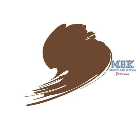 S.C.C. No. 2 Khaki Brown